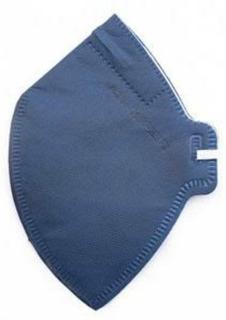 10 Mascara Respiratória Proteção Pff2 S/ Válvula N-95