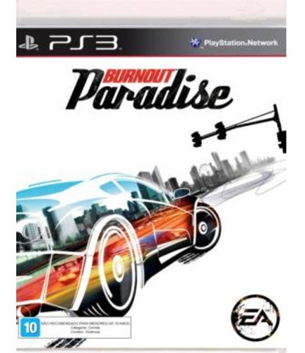 Burnout Paradise Ps 3