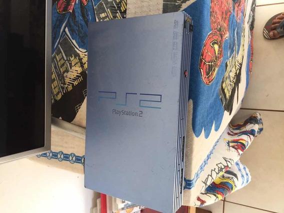 Playstation 02 Antigo