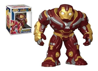 Pop Avengers Hulkbuster Colores En Fuga Kids
