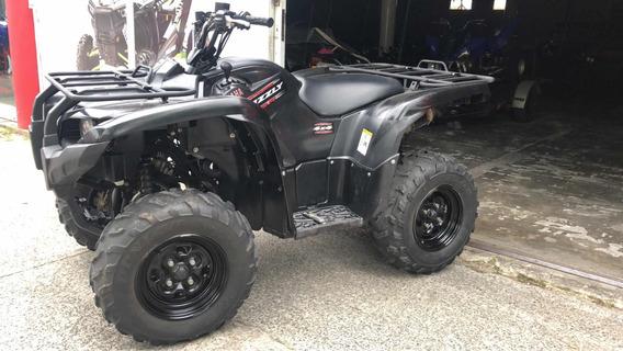 Yamaha Grizzly 550 4x4