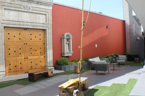 Departamento En Renta , San Angel