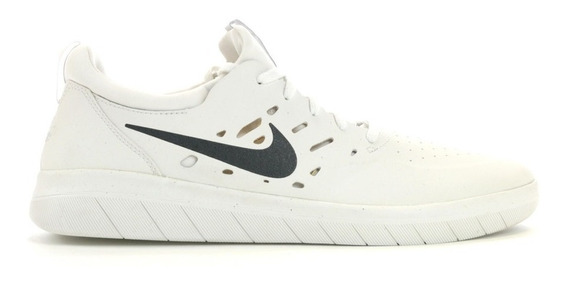 Nike Sb Nyjah White Anthracite
