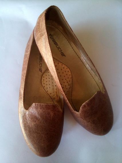 Zapatos Zapatillas Mujer Color Caramelo Talla 35