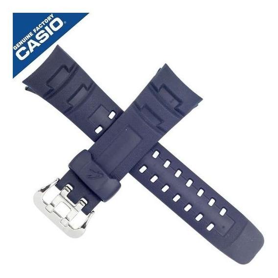 Pulseira Casio G-shock Azul G-7600 -2v Peça Original