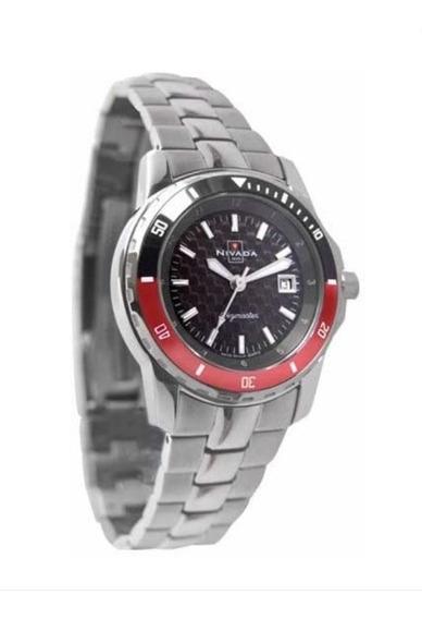 Reloj Nivada Skymaster Nvng2910lacnri Dama Original E-watch