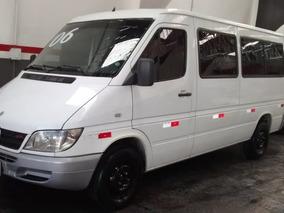 Sprinter Chassi 2.2 3550 Van Street 313 Cdi Diesel 3p Manual