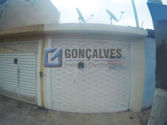 Venda Sobrado Santo Andre Vila Metalurgica Ref: 136921 - 1033-1-136921