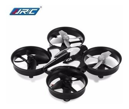 Jjrc H36 2.4ghz 4ch 6 Axis Gyro Mini Drone Preto