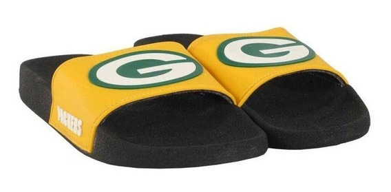 Chinelo Storm Slip On Green Bay Packers Nfl