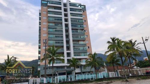 Imagem 1 de 18 de Apartamento Com 3 Dormitórios À Venda, 102 M² Por R$ 650.000,00 - Vila São Paulo - Mongaguá/sp - Ap2318