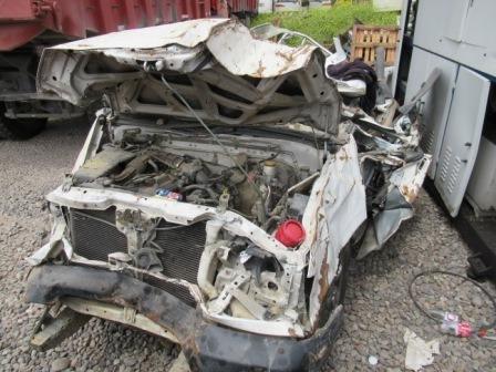 Camioneta Zna 03-19-259
