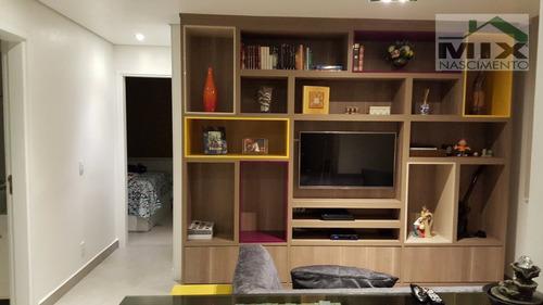 Imagem 1 de 15 de Apartamento Em Vila Metalurgica - Santo André, Sp - 3057