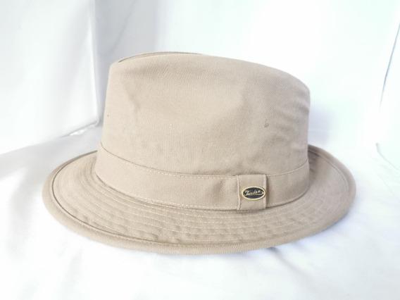 Sombrero Tardan Ala Corta Mediano