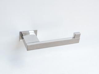 Papeleira - Aço Inox - Ref: Rt0302