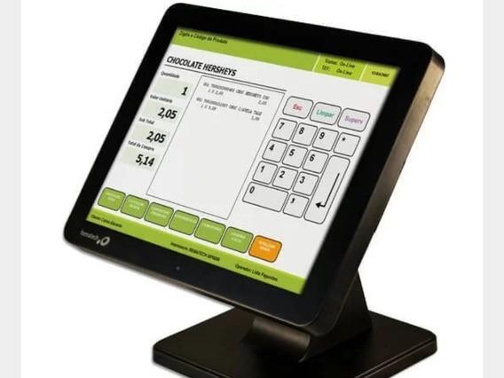 Computador Touchscreen Bematech 1015 Melhor Preço Do Ml!!!
