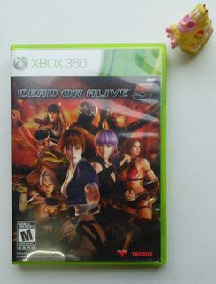 Dead Or Alive 5 Xbox 360 Garantizado