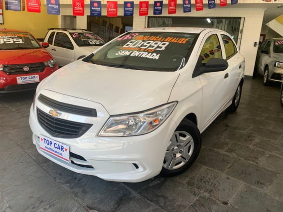 Chevrolet Onix 1.0 Joy 2018 Sem Entrada