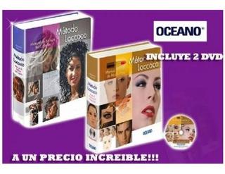 Método Loccoco Manual Belleza Del Cabello + Maquillaje