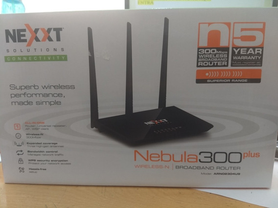 Router Wireless Nexxt