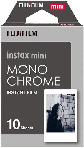 Imagen 1 de 1 de Fujifilm Cartucho Instax Mini Mono Cromo 10 Hojas