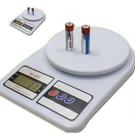 Balanza Electronica Digital Hogar Comercio 1gr A 10kg