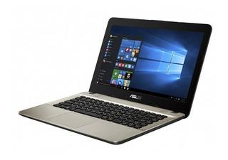 Laptop Asus A441na-ga088t, Intel Celeron, 4 Gb, 500 Gb, 14 P