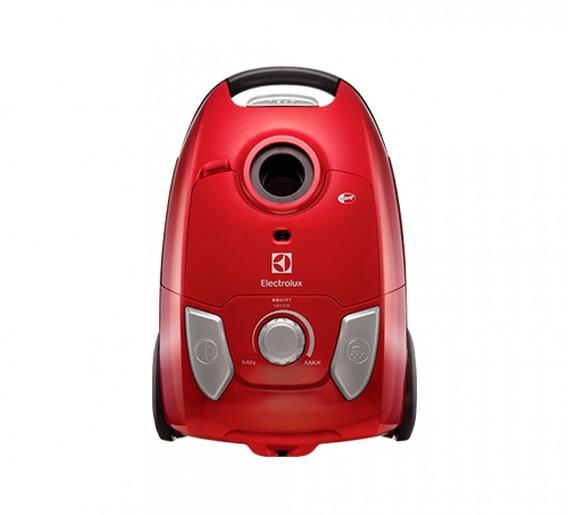 Aspiradora Electrolux Con Bolsa Eqp10 Roja