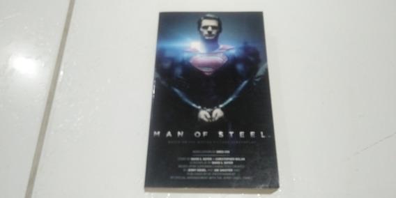 Livro O Homem De Aço (importado) Superman (envio Grátis)