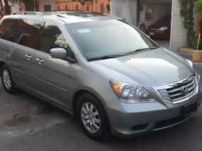 Honda Odyssey 3.5 Touring Minivan Cd Qc Dvd At