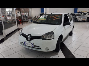 Renault Clio 1.0 Authentique 16v Hi-flex 2013
