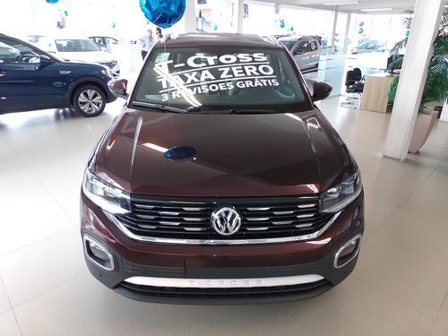 Volkswagen T-cross 1.4 250 Tsi Total Flex Highline Automáti