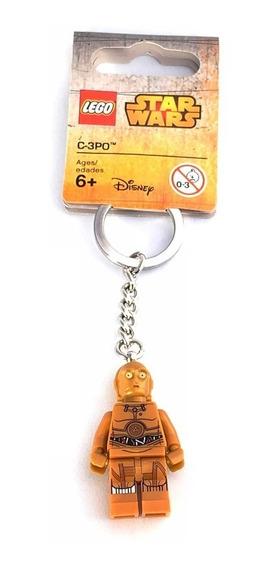 LEGO Star Wars Key Chain C-3P0 853471