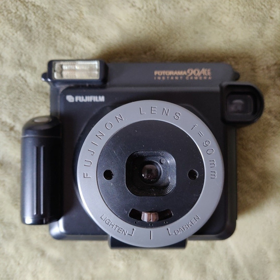 Maquina Fotográfica Marca Fotorama 90ace Instant Antiga Raro
