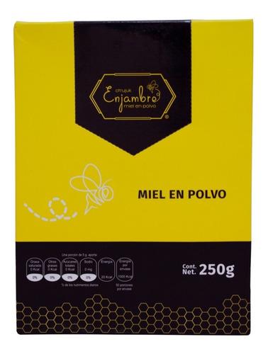 Caja De Miel En Polvo Ch´ujuk Enjambre. 50 Sobres De 5g C/u