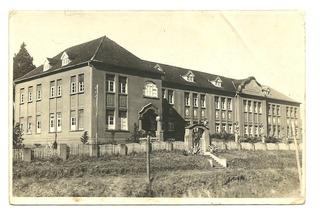 Cartão Postal Hamburgo Velho (foto Postal)-colégio S. Jacob