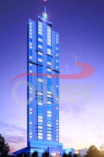 Imagem 1 de 9 de Phoenix Tower, Cobertura Duplex, 4 Dormitorios, 4 Vagas De Garagem, Centro, Balneário Camboriú, Santa Catarina - Ap00865 - 33575456