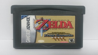 Gba The Legend Of Zelda A Link To The Past Español Repro