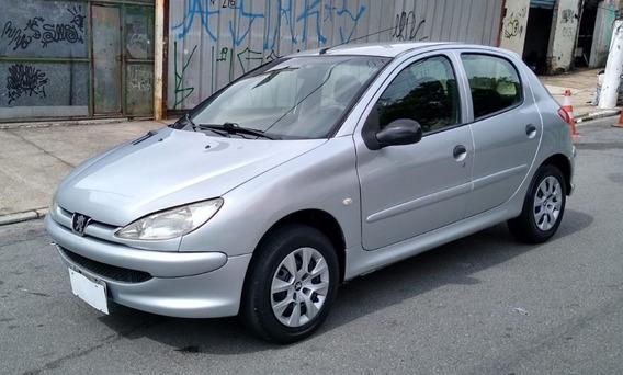 Peugeot 206 Sensation 1.4 Flex 2008 Vendo Troco Financio