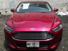 Ford Fusion Somos Agencia
