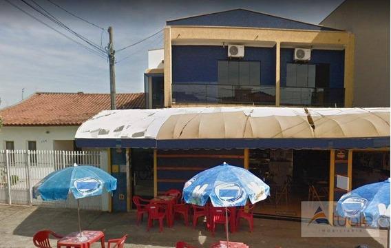 Salão Para Alugar, 120 M² Por R$ 2.000/mês - Parque Residencial Casarão - Sumaré/sp - Sl0461