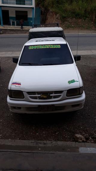 Chevrolet Luv Camioneta 4 Puertas