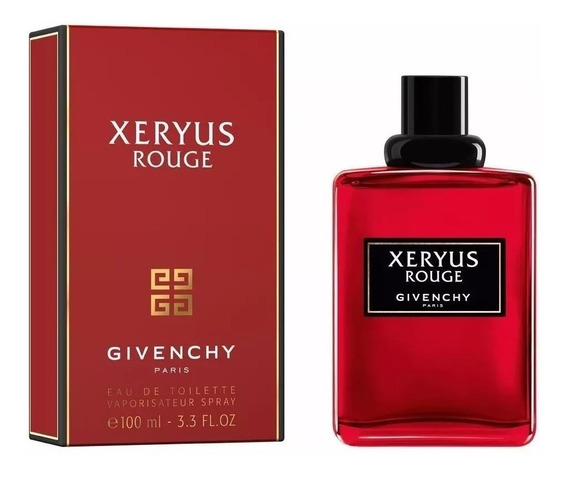 Perfume Xeryus Rouge Givenchy Original Lacrado