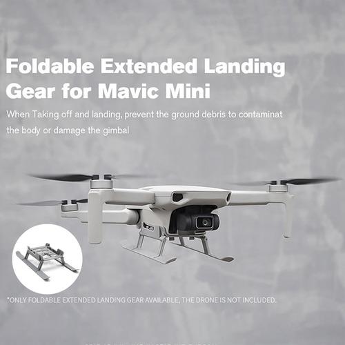 Imagen 1 de 9 de Gris Compatible Con Dji Mavic Mini/dji Mini 2 Drone