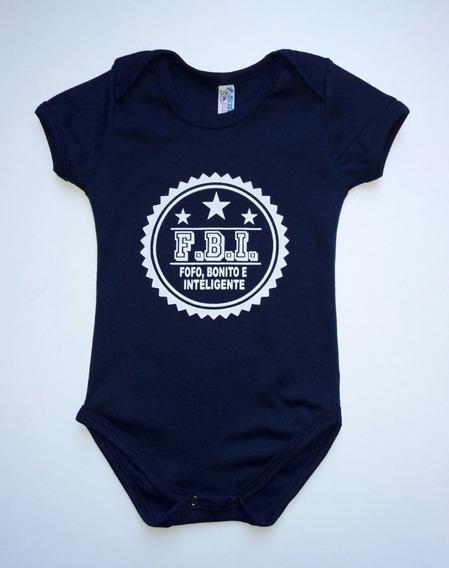 Roupinha Para Bebê Enxoval Kit 3 Peças Body