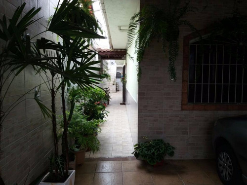 Casa Residencial À Venda, Jussara, Mongaguá. - Ca0470