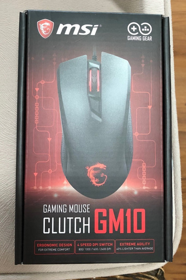 Mouse Msi Gm10