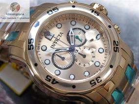 Relógio Invicta Pro Diver Cronógrafo 100% Original