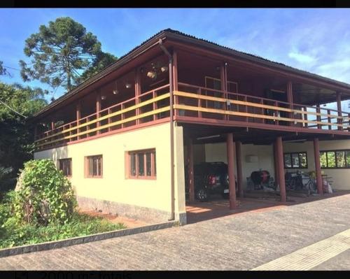 Imagem 1 de 14 de Chácara Com 3 Dormitórios À Venda, 2000 M²- Riacho Grande - São Bernardo Do Campo/sp - Ch0045