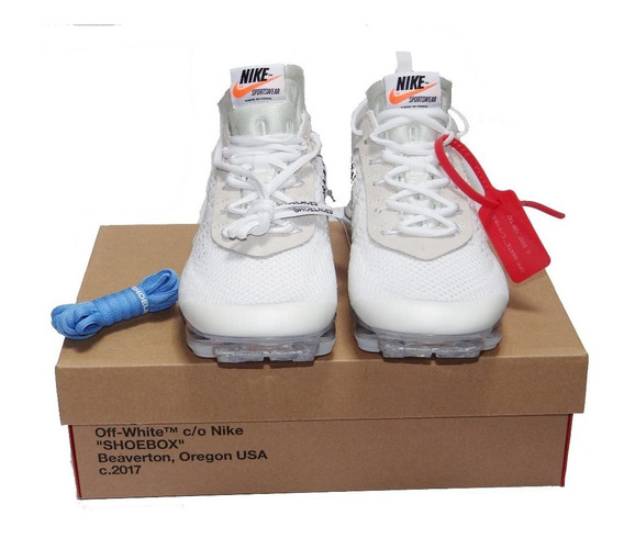 Nike Air Vapormax Off White. Originales. 27.5 Mx Limitados